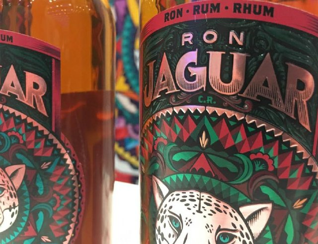 Ron Jaguar Label