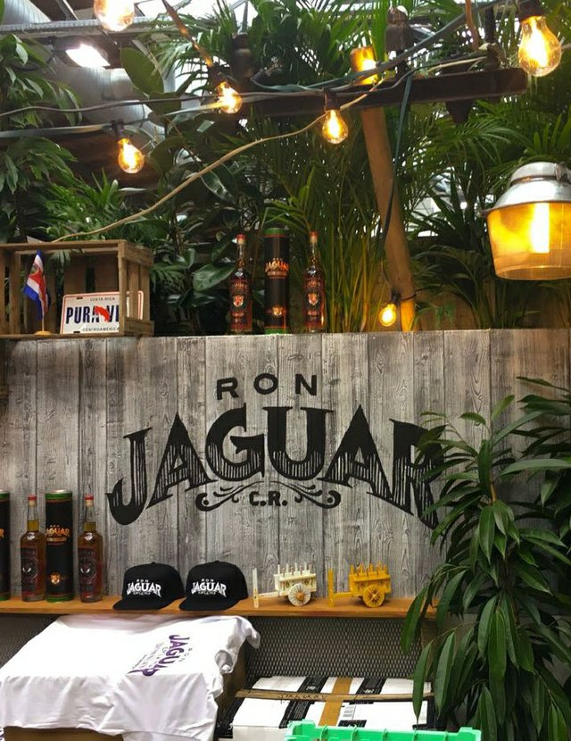 Ron Jaguar Booth