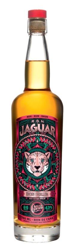 Ron Jaguar Edicion Cordillera