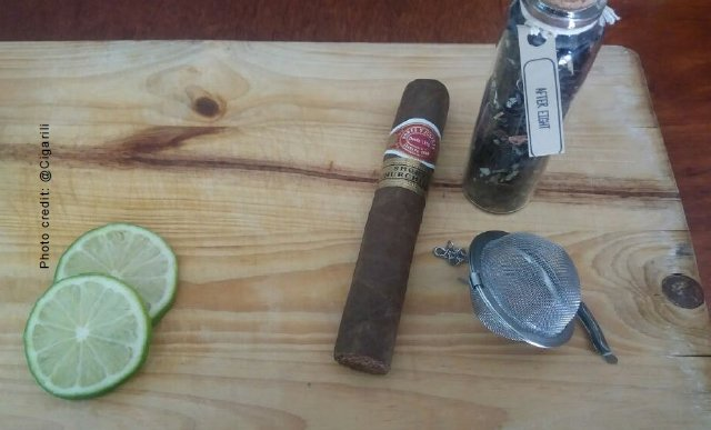Cigar Pairing for Iced Tea