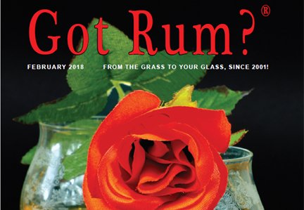 """""""Got Rum?"""" February 2018 Featured Story"""