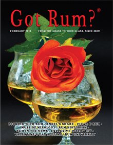 """Got Rum?"" February 2018 Thumbnail"