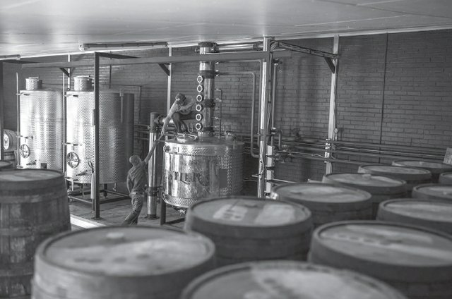 Whistler Rum Distillery