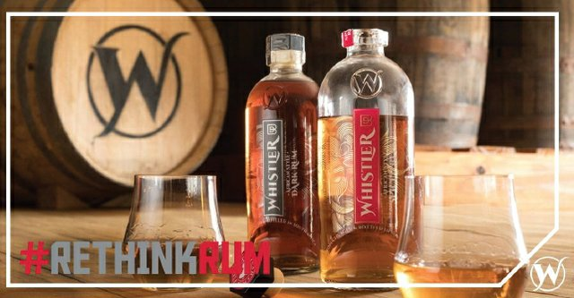 Whistler Rum Portfolio