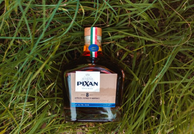Pixan 8 Year Old Rum