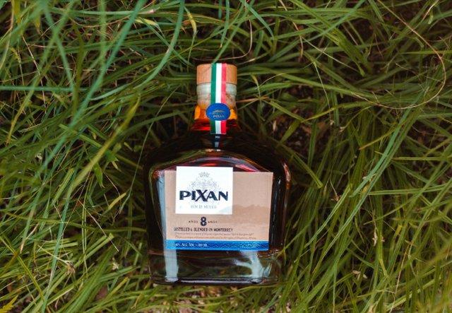 Pixan 8 Year Old Rum