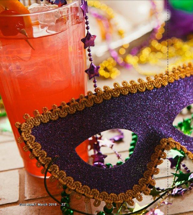 Mardi Gras and the Hurricane