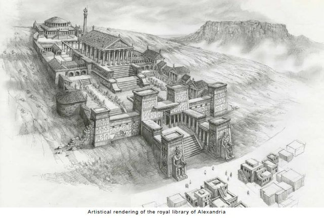 Royal Library of Alexandria