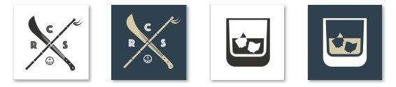 Rum Society Logos