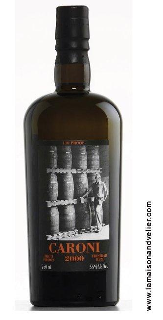 Caroni 2000 Rum Review