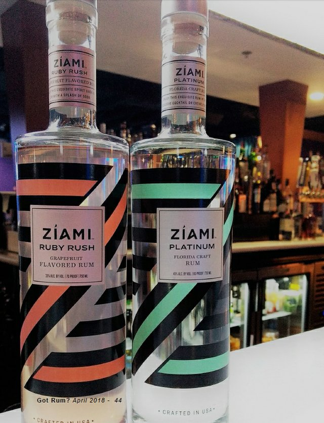 Ziami Rum products