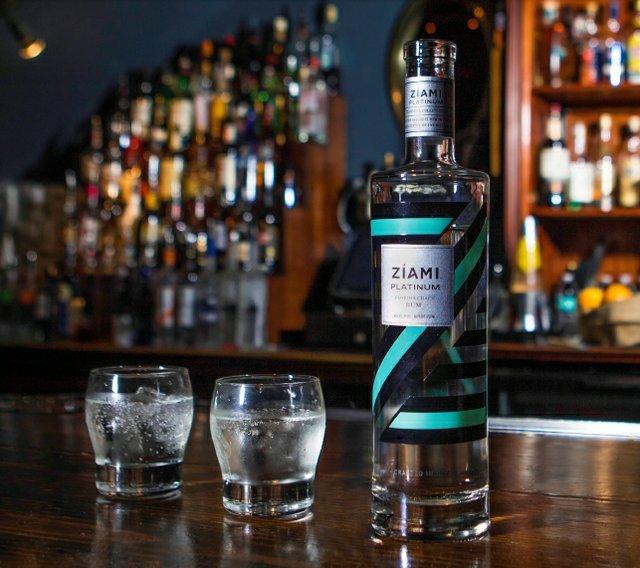 Ziami Platino Rum