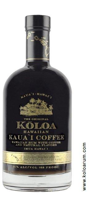 Koloa Kaua'I Coffee Rum