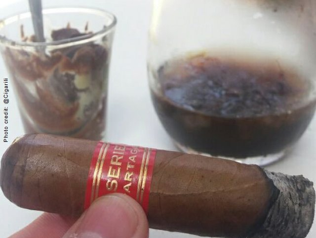 May 2018 Cigar and Rum Pairing