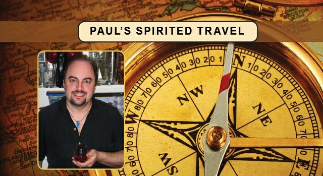 Paul's Spirited Travels to Tales of the Cocktail in NOLA