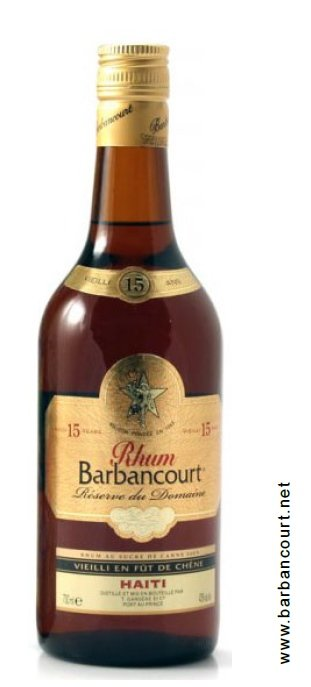 Rhum Barbancourt Estate Reserve 15