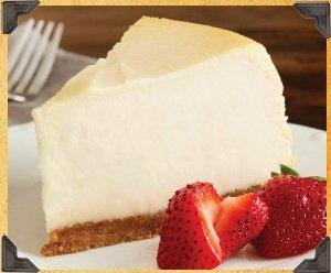 Rum Cheesecake