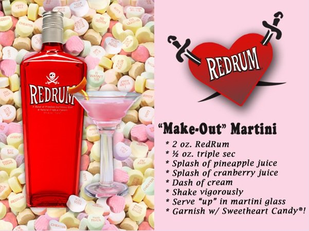 Make-Out Martini