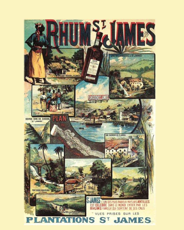 Rhum St. James