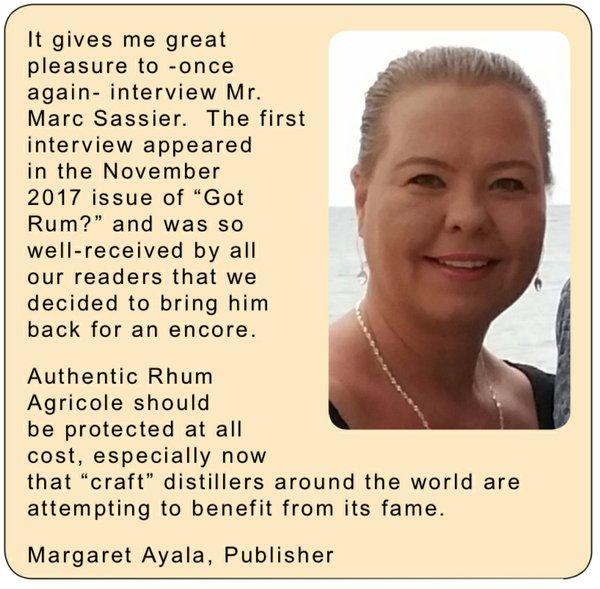 Margaret Ayala in Exclusive Interviews