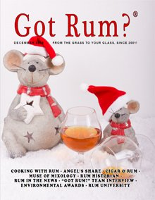 """Got Rum?"" December 2018 Thumbnail"