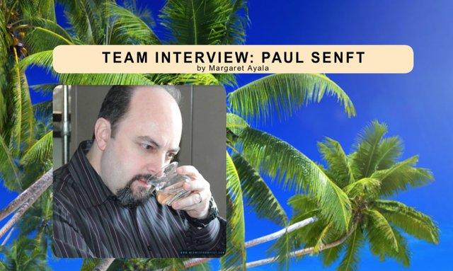 Paul Senft Team Interview for December