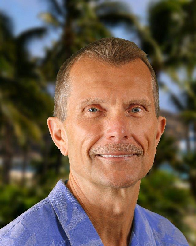 Bob Gunter- CEO forKoloa Rum Company
