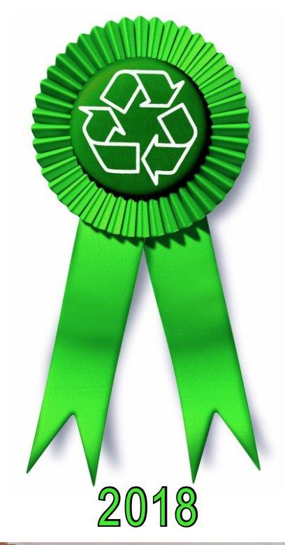 Recycle ribbon 2018