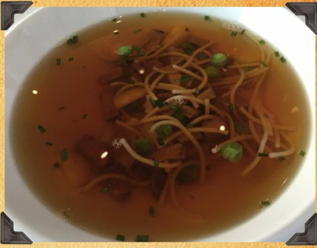 Rum Consomme