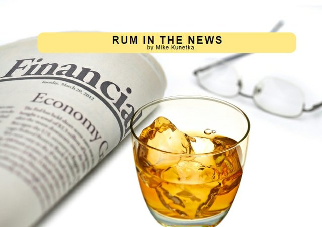 Rum in the News