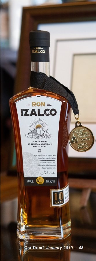 Ron Izalco with a gold medal