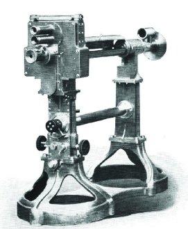 Bates Saccharimeter