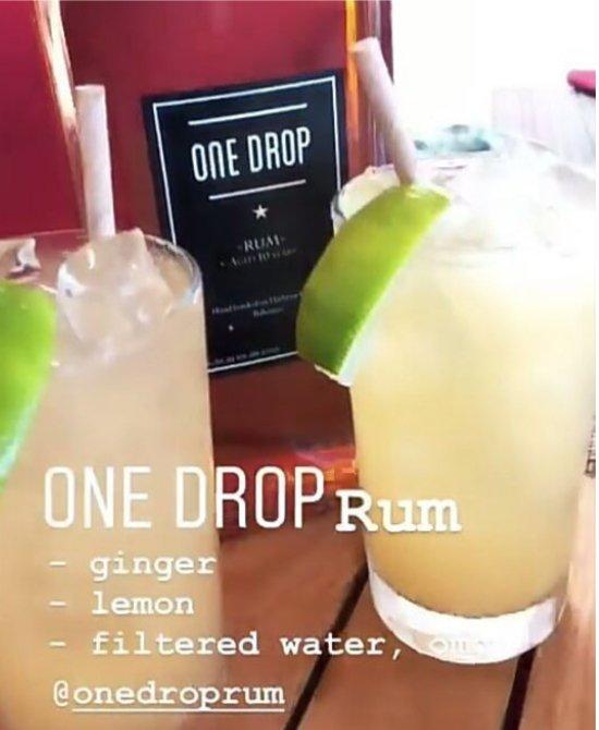 Exclusive Interview Feb 2019 One Drop Rum