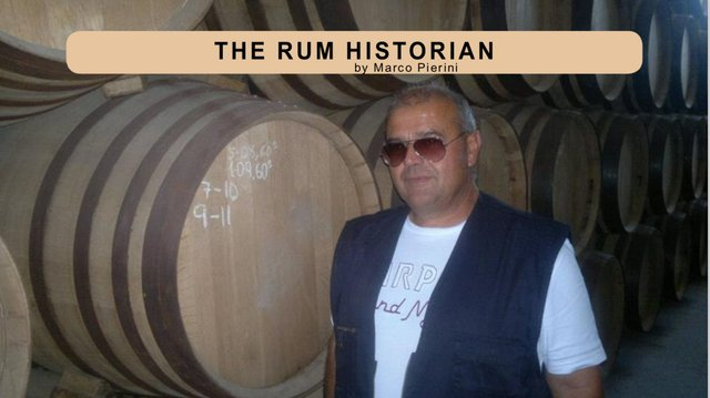 The Rum Historian Title