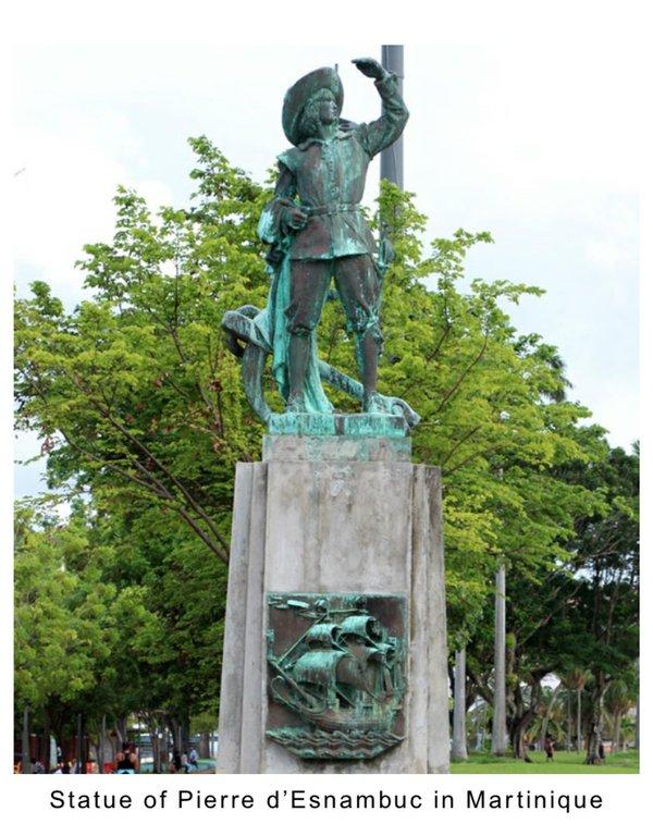 Statue of Pierre
