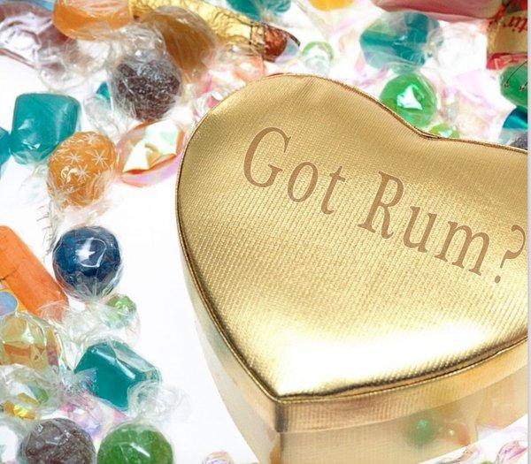 Valentine's Got Rum