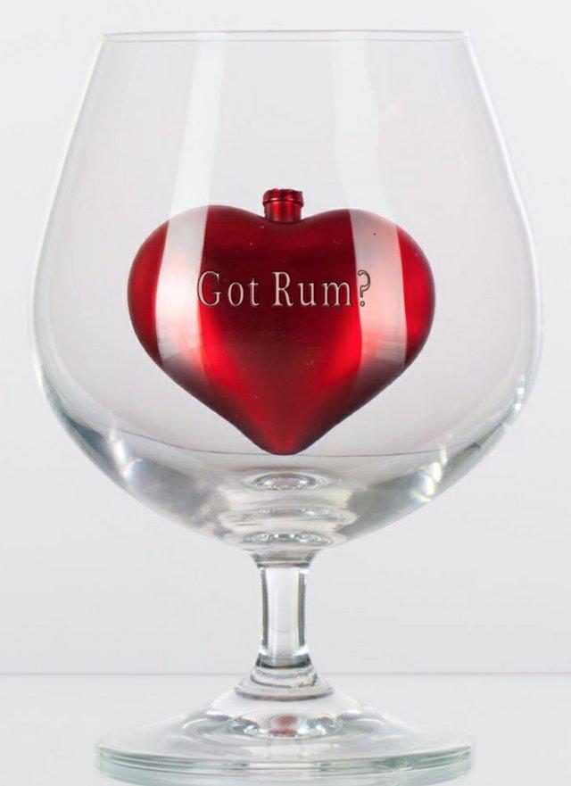 Got Rum heart