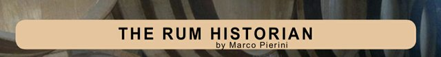 The Rum Historian title