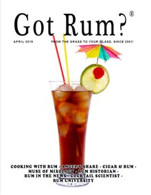 """Got Rum?"" April 2019 Thumbnail"