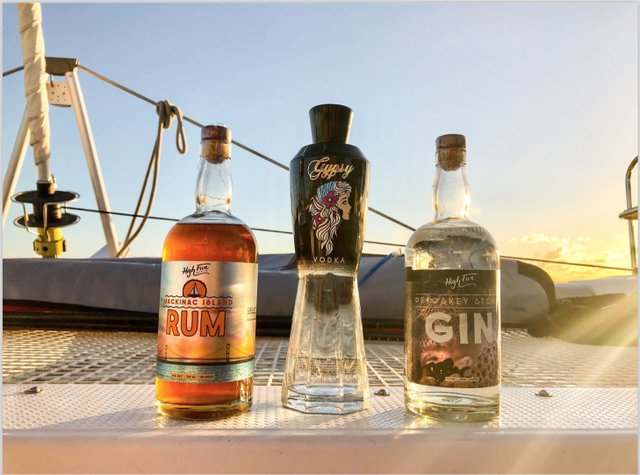 Gypsy Vodka and others