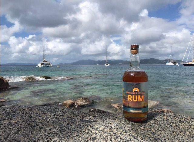 Mackinac Island Rum