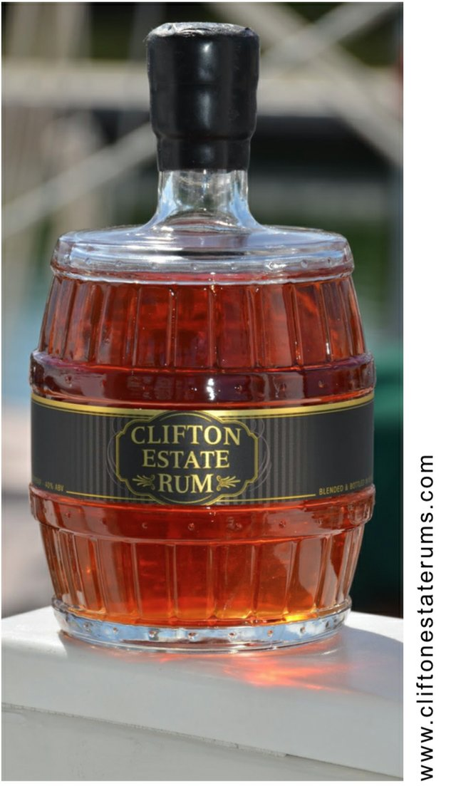 CLIFTON ESTATE RUM