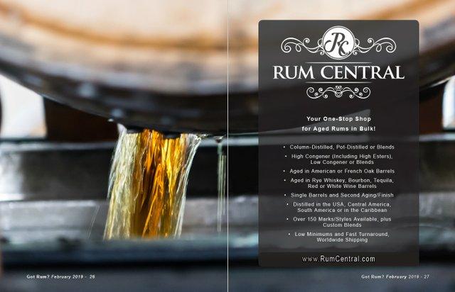 Rum Central 02-2019 Ad