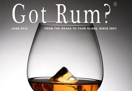 """Got Rum?"" June 2019 Featured Story"