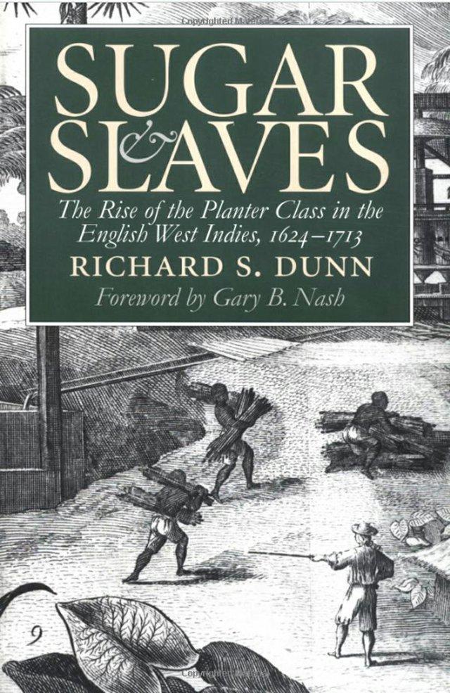 Sugar & Slaves book