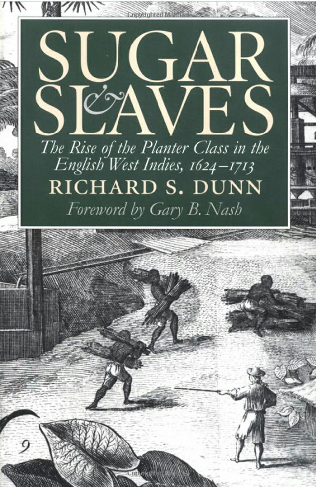 Sugar & Slaves book