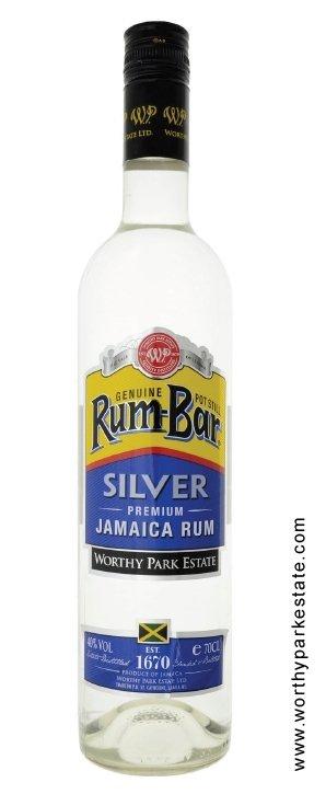 Rum Bar Silver