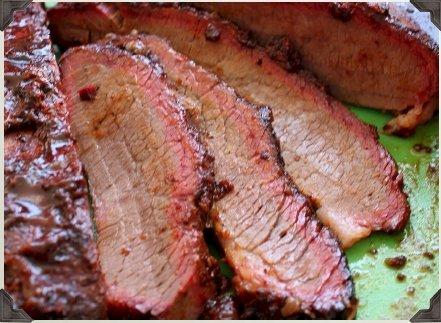Spirited Beef Brisket