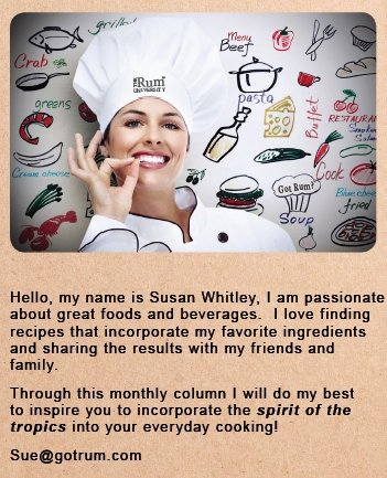 Chef Susan Whitley