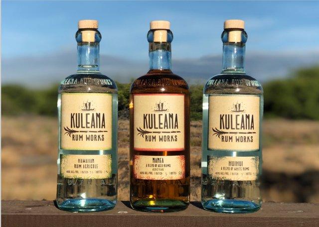 EI Kuleana Rum works